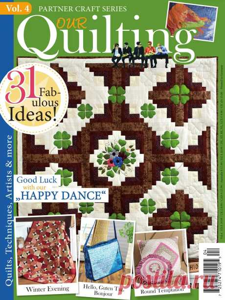Our Quilting - Vol. 4 2017
