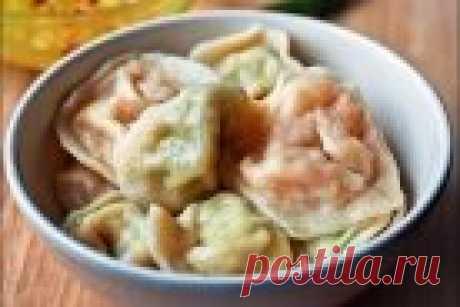 Постные пельмени - пошаговый рецепт с фото на Повар.ру