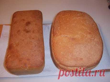 Хлеб с картофельными дрожжами - YouTube