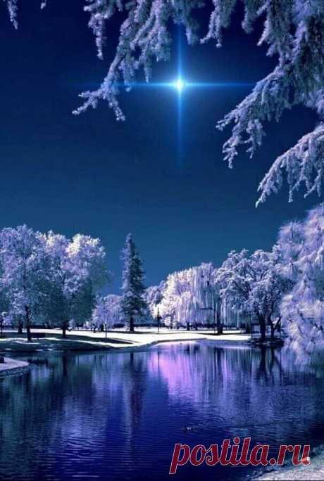 Только  красивые картинки. — Зима - алмазный сезон. | OK.RU