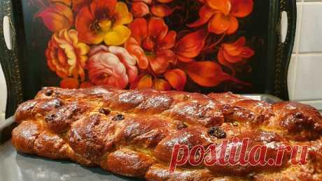 Рождественский хлеб. Рецепт.: mzevaeva — ЖЖ
