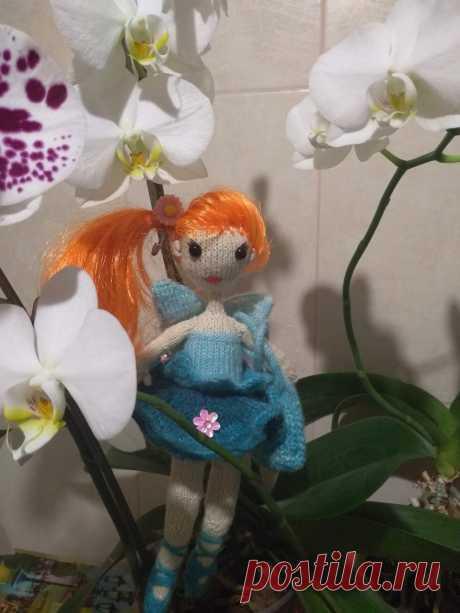 Зубная фея Вязаные игрушки - подарок любимым: Каталог