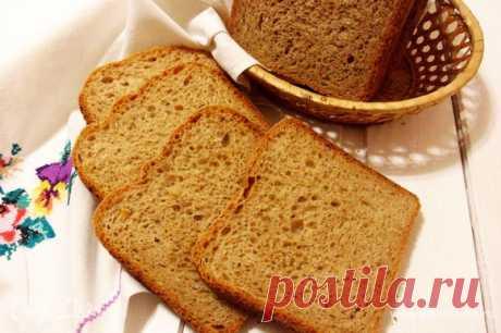 Пшеничный хлеб «Самый простой». Ингредиенты: пшеничная мука цельнозерновая, мука хлебопекарная, вода