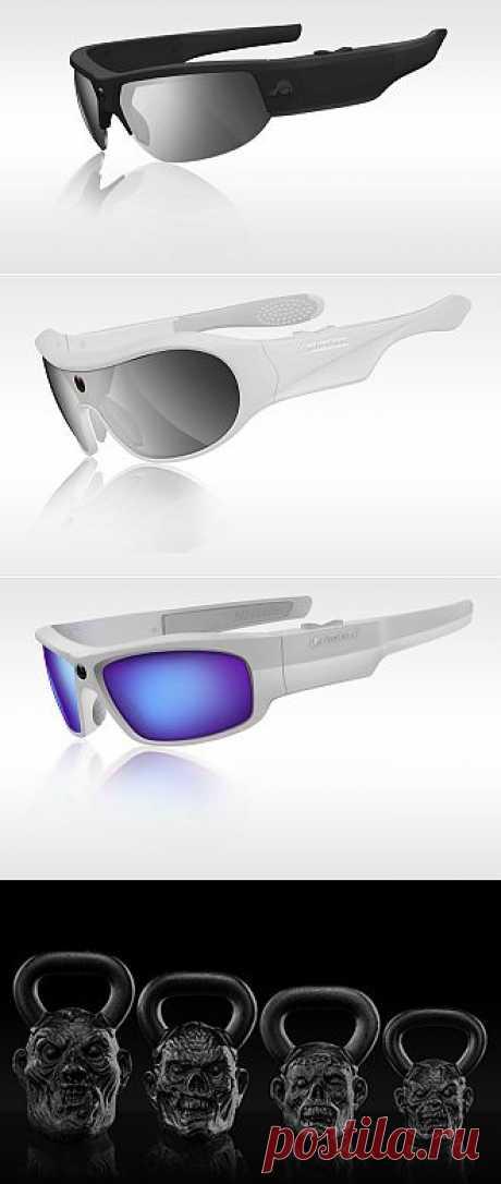 Pivothead Video-Recording Sunglasses