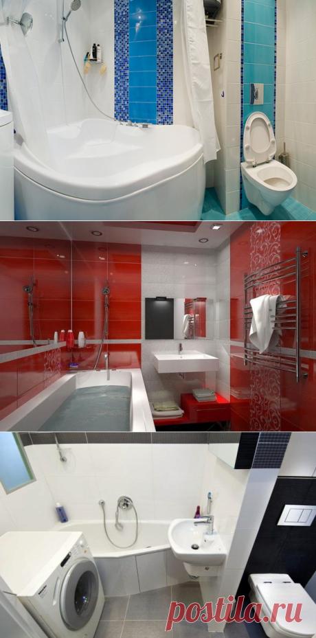 Секреты грамотной перепланировки ванной в панельном доме