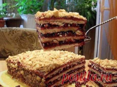 Как приготовить вкуснейший тортик - рецепт, ингредиенты и фотографии