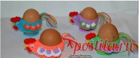 Подставка-курочка для яиц