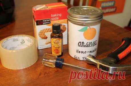 How to make an air freshener in the car most? — Useful tips
