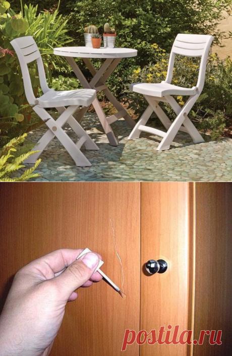 Способов «реанимации» мебели, которые помогут спасти ее от дороги на свалку — Лайфхаки