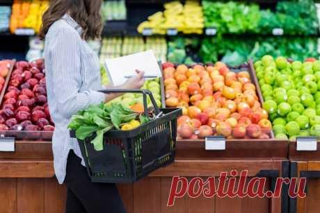 Как тратить меньше денег на продукты? 4 рабочих совета