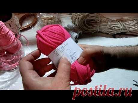 Какой Шнур для Макраме  в 2019! //Нитки для Вязания//Мастер класс  Macrome❤️❤️❤️ - YouTube #macrame #шнур #makrome #makrame #вязание В этом видео я вам расскажу как связать красивое Макраме. Какой  шнур, нитки, пряжа подходят для плетения, вязания макраме. Нитки для вязания. Какие нити лучше использовать для крупных изделий? Как подобрать цвет ниток? Сколько нужно купить ниток для Макраме.