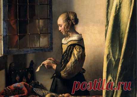 Что скрывалось за занавесом на картине Вермеера?   Parnas on-line gallery   Яндекс Дзен