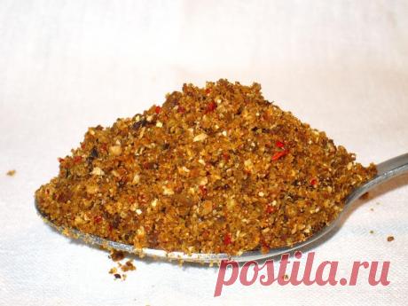 Баклажаны сушеные с перцем чили и розмарином (духовка) - Сушка