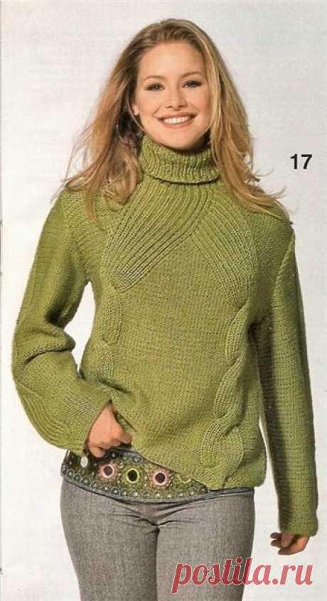Встречаем зиму в теплых пуловерчиках!!!