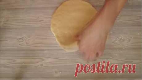 Любимое слоеное тесто: видео рецепт