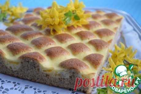 """Стёганое одеяло&quot pie; - culinary recipe"