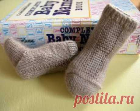 Детские носочки Garter Stripe