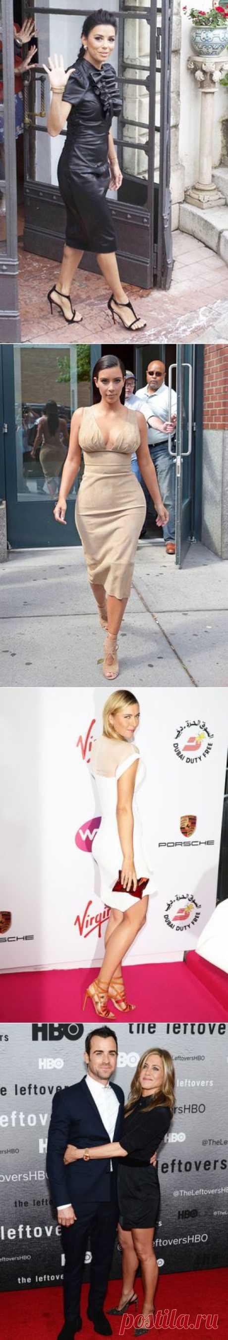 (+1) тема - Лучшая звездная обувь недели | Мода