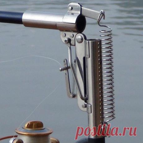 Законно ли ловить рыбу на удочку с подсекателем?