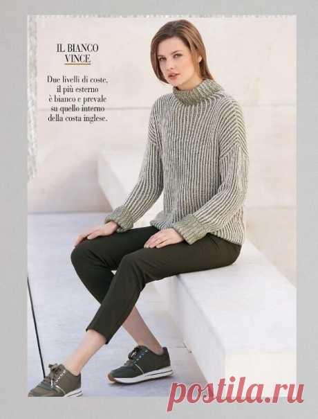 Джемперы для вязания без отделки | Хобби и развлечения | Яндекс Дзен