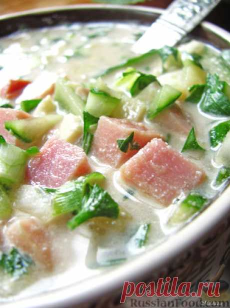 50 recipes of okroshka - a minimum of time and are very tasty!