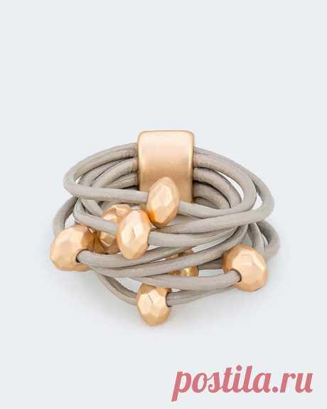 Кольцо Стильный образ Insight 129984 - купить в интернет-магазине Shopping Live