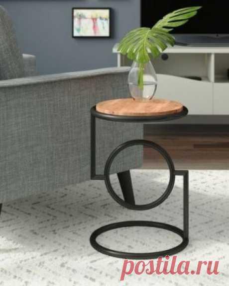 Небольшая подборка оригинальных дизайнерских столиков.