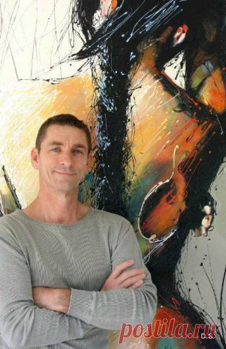 Художник Colin Staples (Australia).