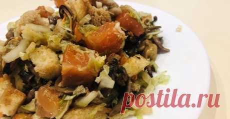Вкусный салат для праздничного застолья! Понравится всем, без исключения! ЛУЧШИЕ РЕЦЕПТЫ группа фейсбук
