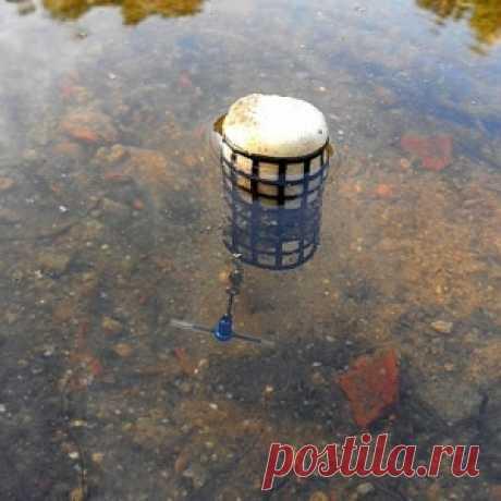 Плавающая фидерная кормушка - МирТесен