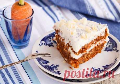 Морковный торт на сковороде И выпечка может быть полезной, если подобрать правильные ингредиенты. Морковный торт на сковороде готовится из отборной морковки, сухофруктов, цельнозерновой муки и кокосовой стружки без добавления...