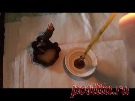 Рождественский ритуал на исполнение желания. Ритуал свеча желания