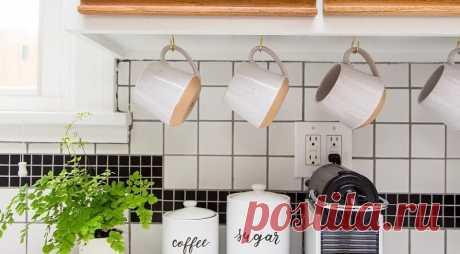 Как сделать кухню удобнее без ремонта и смены мебели: 11 умных решений Можно ли улучшить интерьер кухни, не прибегая к затратному и трудоемкому ремонту? Еще как! Мы подготовили для вас мини-инструкцию на этот счет: всего 11 простых шагов.