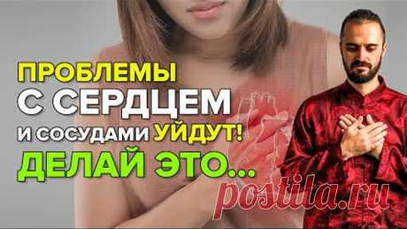 """Проблемы СЕРДЦА и СОСУДОВ уйдут через неделю. Улучшение кровообращения, укрепление сосудов и сердца Записывайтесь на бесплатный онлайн-курс """"ЖИЗНЬ: комплексное оздоровление сердца, вен и сосудов + Защита от инфаркта и инсульта"""": https://lp.ksamata.ru/lf-kurs   В этом видео поговорим о профилактике сердечно-сосудистых заболеваний. Узнаем о биологически активных точках при воздействии на которые вы почувствуете улучшение самочувствия в течении недели.  ====== Чтобы получать ..."""