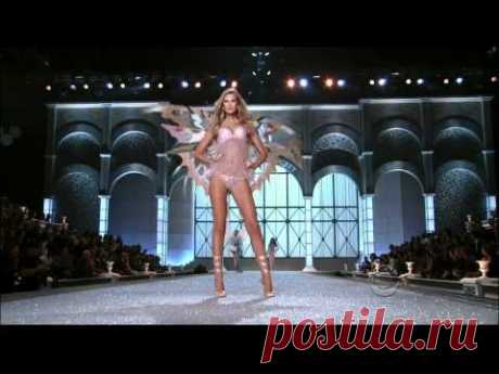 Victoria's Secret Fashion Show 2011  Part 1/7: Ballet