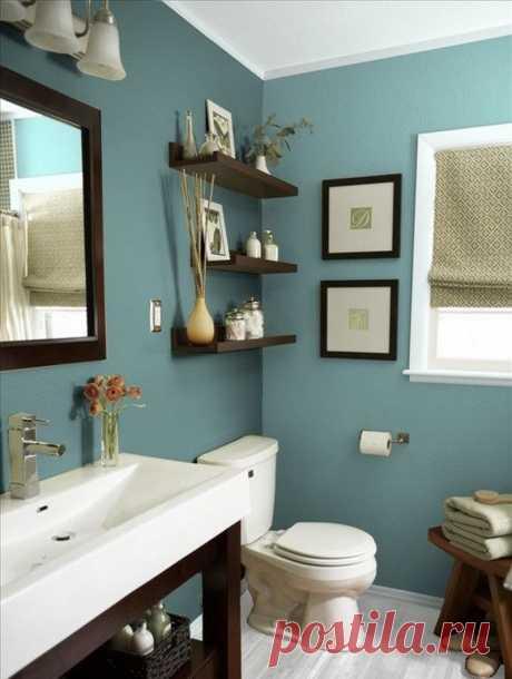 Обзор оригинальных идей декора ванной комнаты - лучшие идеи как оформить ванную своими руками (105 фото + видео)