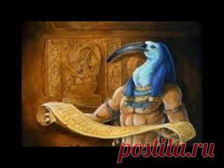ПТАХ.Первый Правитель Мира Был Пришельцем,Поработил Землян И Правил 9000 Лет.Императоры С Небес
