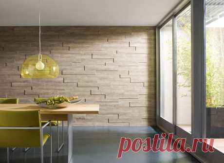 Варианты стеновых панелей для внутренней отделки | Роскошь и уют