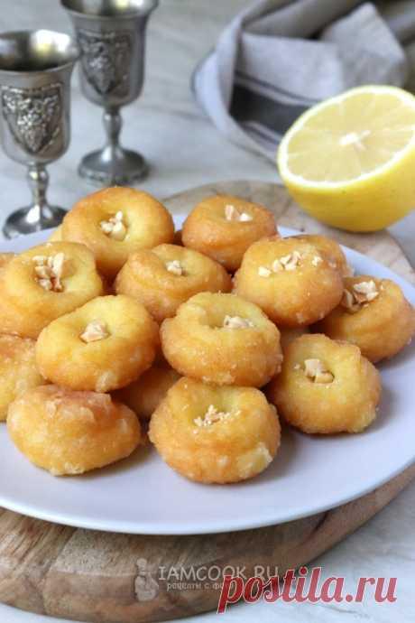 Турецкие пончики — рецепт с фото пошагово. Как приготовить воздушные пончики по-турецки?