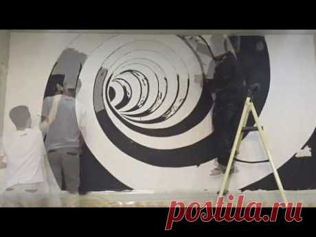 OPTICAL ILLUSION - Art Work (by Kozhin ..)