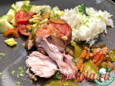 Кролик, запеченный в пиве - кулинарный рецепт