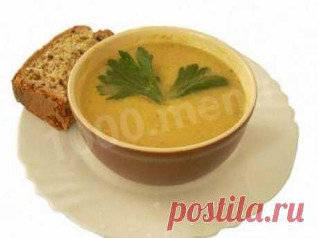 Горский суп из баранины с чечевицей рецепт с фото - 1000.menu