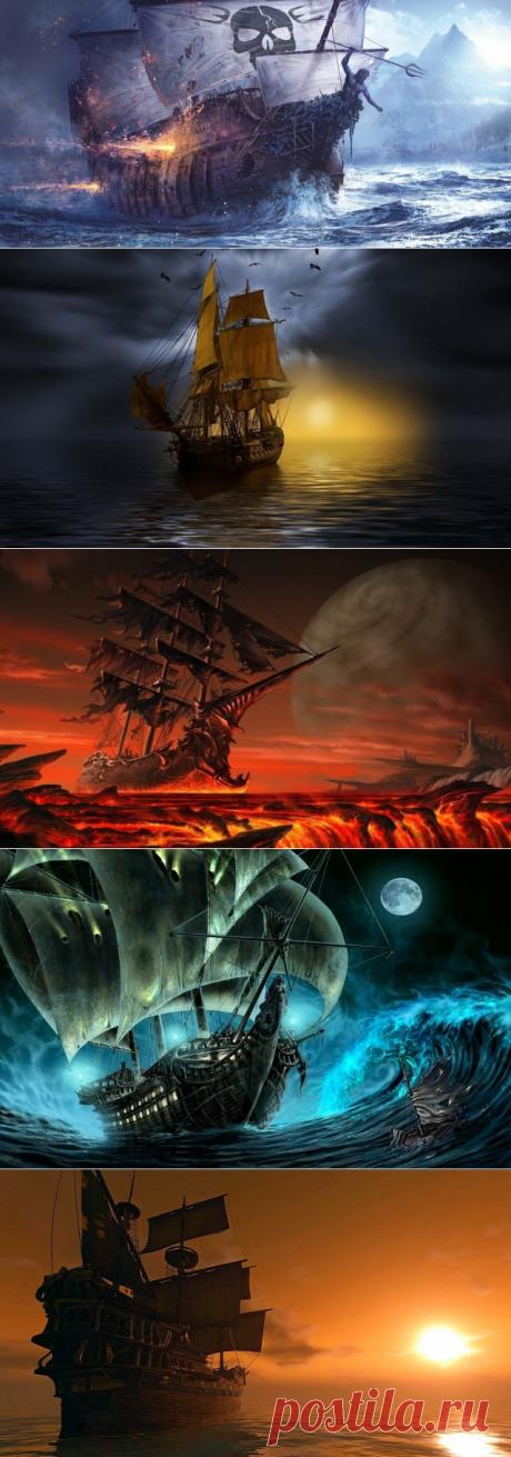 Эпическое фэнтези. Живые корабли Робин Хобб | ПроЧтение | Яндекс Дзен