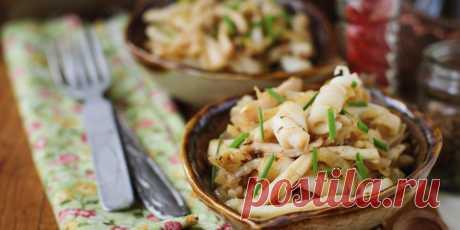 10 классных рецептов блюд с кальмарами - Лайфхакер