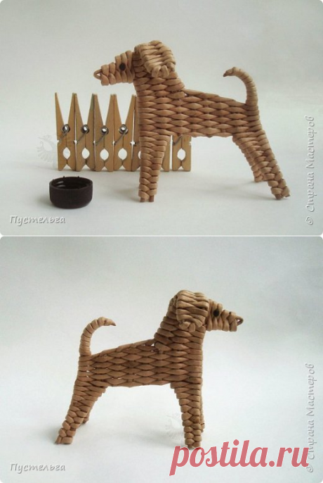Собачка Тёша   Страна Мастеров