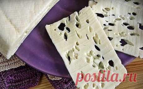 Сливочный домашний сыр