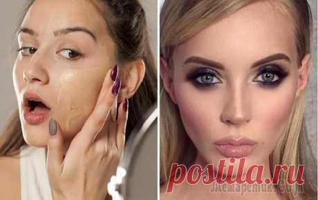 7 этапов в макияже лица, которые нельзя игнорировать, если шелушится кожа Пришла зима, а это значит, что самой насущной проблемой становится сухость и шелушение кожи, из-за которого нанесение макияжа превращается в настоящий ад. Увы, у девушек нет возможности делать перерыв...