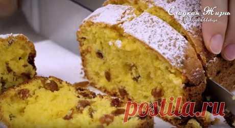 Творожный кекс по ГОСТу - Рецепты Simple Food
