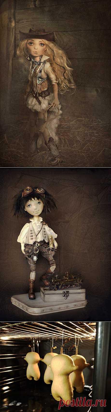 куклы..