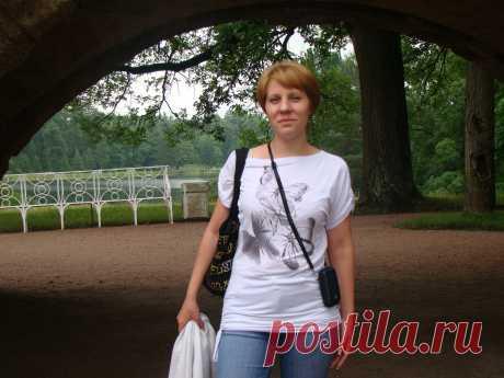 Ирина Чистякова (Пелина)
